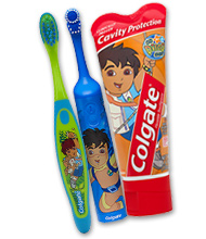 Kids Toothpaste And Toothbrush it s tough to get kids to