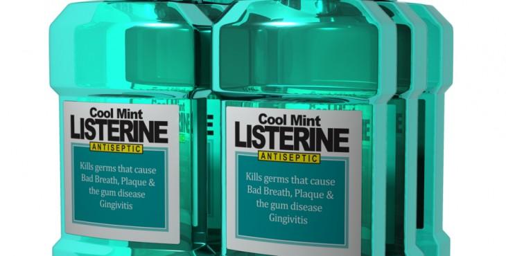 Listerine-Mouthwash
