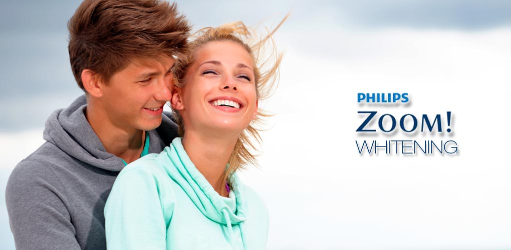 Smile Confidently with Zoom! Professional Teeth Whitening