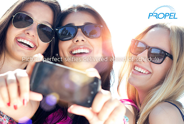 Cut Orthodontic Treatment Time in Half with Propel Orthodontics