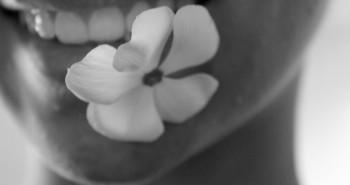 teeth flower