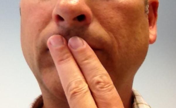 bad oral health
