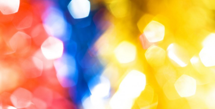 christmas blur background