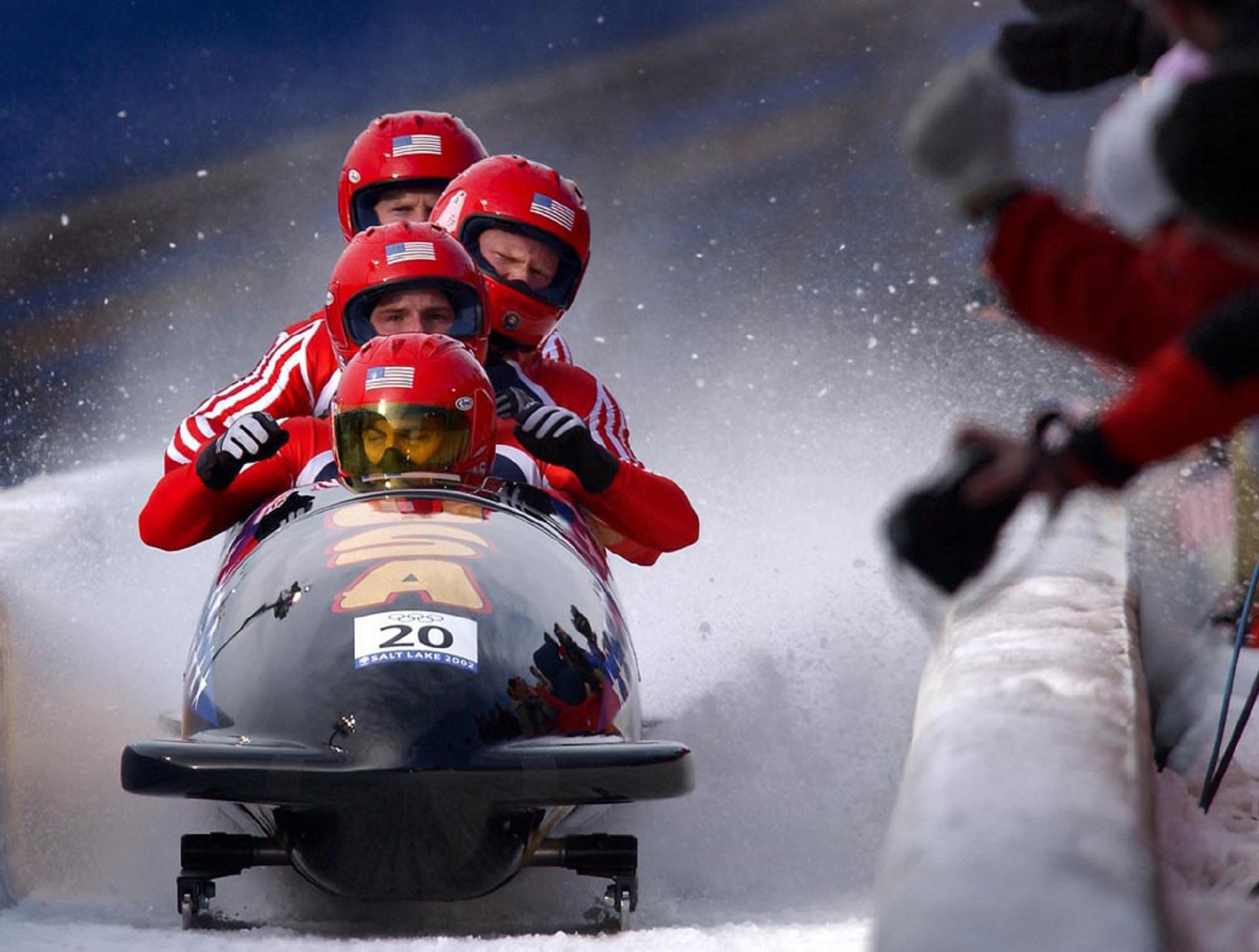 How Winter Olympians Protect Their Smile