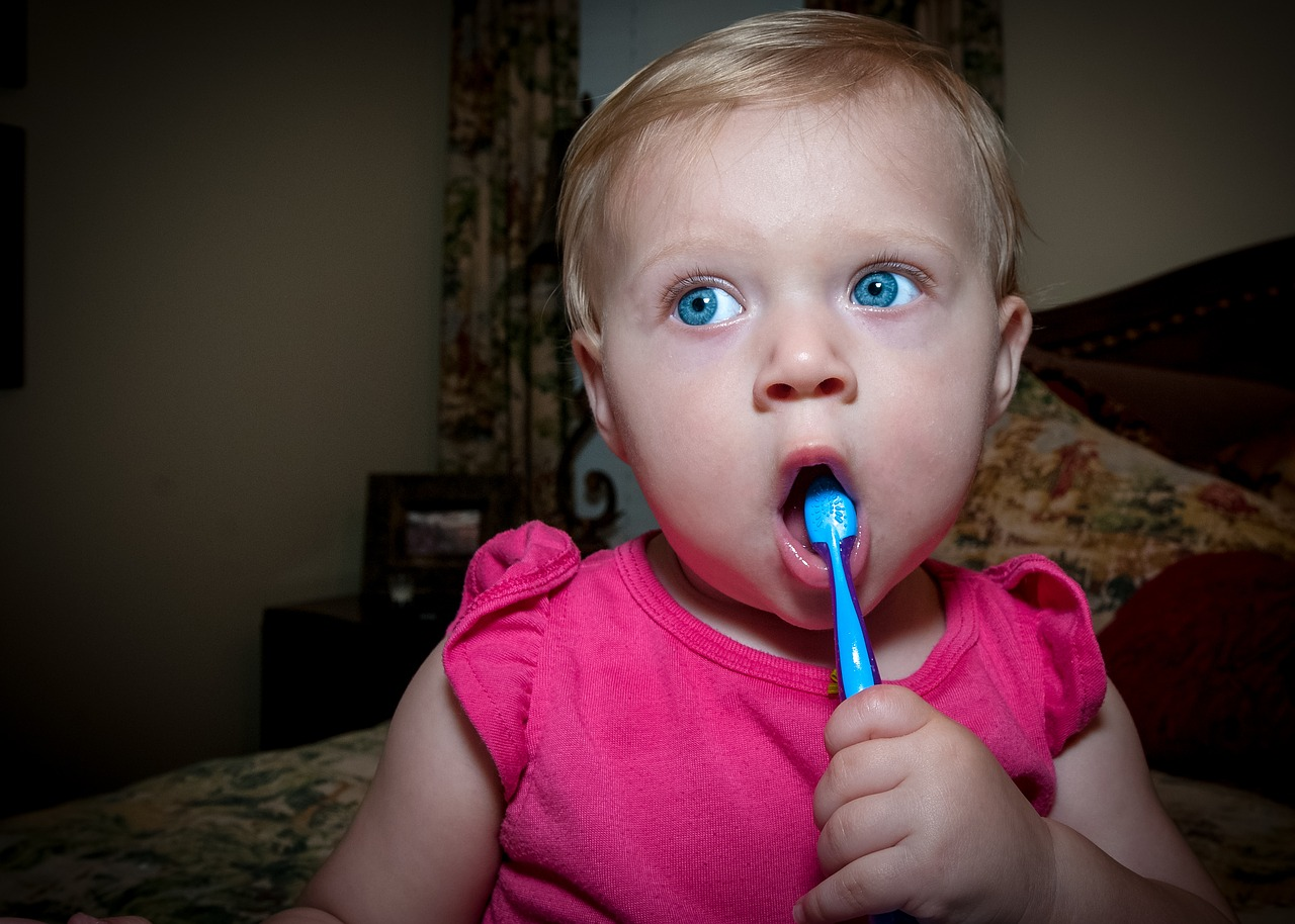 How to Care for Your Infant's Teeth