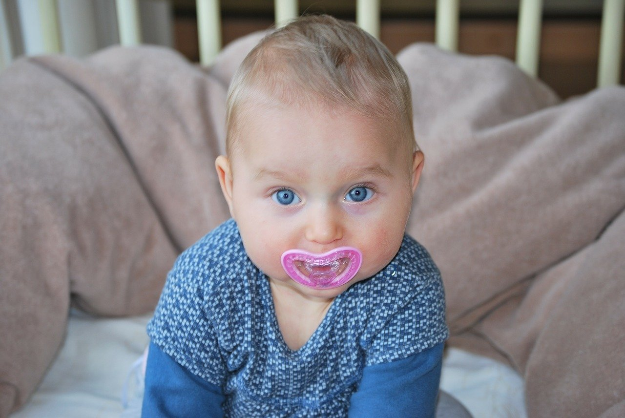 Are Some Pacifiers Better Than Others for a Child's Oral Health?