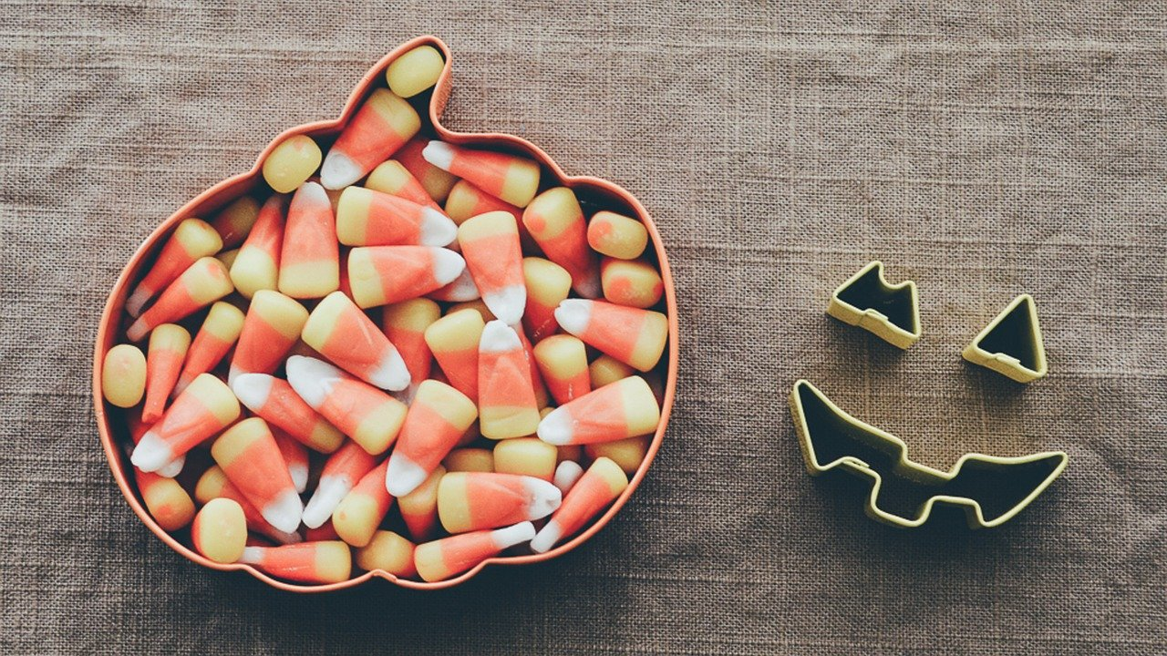 Halloween Candy: Can Some Be Better for Your Smile Than Others?